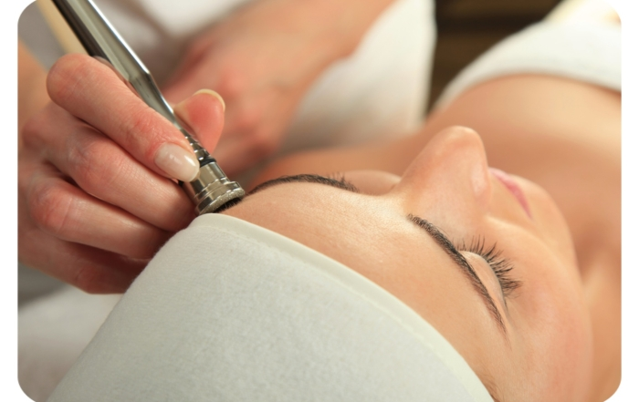 February special – Microdermabrasion 25% off. Q&A.